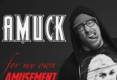 New Local Release: Amuck's <i>For My Own Amusement</i>