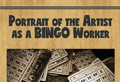 Lori Jakiela's <i>Portrait of the Artist as a Bingo Worker</i>