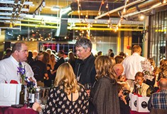 Home winemakers gather at annual Wine Share