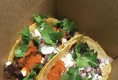 A new taco joint, Baby Loves Tacos, opens in Bloomfield