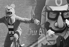 Five Oddest Pittsburgh Mascots