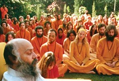 Netflix documentary <i>Wild Wild Country</i> recounts 1980s battle between the Rajneesh commune and the state of Oregon