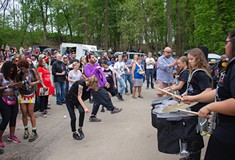 Pittsburghers celebrate May Day with Pittonkatonk festival