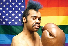 Jarrell Brackett, Pittsburgh's first openly gay fighter, makes pro debut on May 25