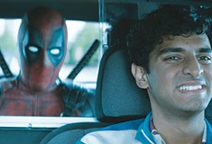 Even more over the top than the first, Deadpool 2 ups the comical violence, cultural references and lewd humor