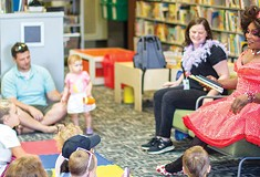 Drag Queen Story Hour at Carnegie Library of Pittsburgh promotes literacy and self-expression