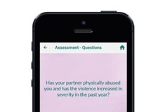 A new update of RUSafe app seeks to help victims of domestic violence
