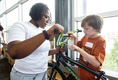 Southwestern Pa. United Way wants to help disadvantaged kids ride their first bike