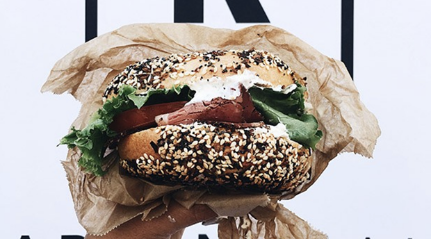 Recent food news from Pigeon Bagels, Millie's Ice Cream, and Mayfly Market & Deli