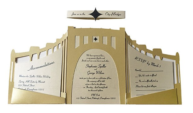 Different Wedding Invitations Ideas: Unique Wedding Invitations From Local Artists