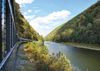 Fall Road Trips Just Hours from Pittsburgh