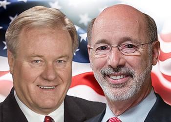 2018 Election Guide: Pennsylvania Governor, Scott Wagner vs. Tom Wolf