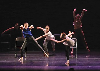 Bodiography's longest running dance series is back