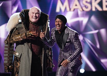 On Wednesday's <i>Masked Singer</i>, another unmasking, another Steeler