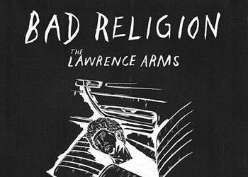Bad Religion & Lawrence Arms are coming to Pittsburgh's newest concert venue – Roxian Theatre on August 4th!