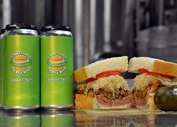 Picklesburgh means pickle-flavored beer, and more of this week's food news