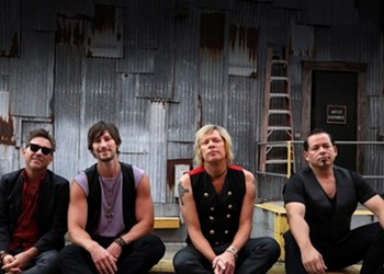 Enter to win tickets for Slippery When Wet — The Ultimate Bon Jovi Tribute at the Roxian Theatre Sept. 21