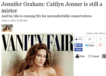 Post-Gazette responds to readers over Caitlyn Jenner editorial