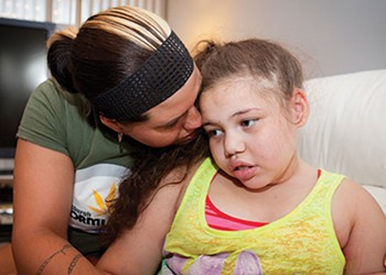 Jessica Hawkins breaks the law every time she gives her child her medical cannabis in Pa. and she has no intention of stopping
