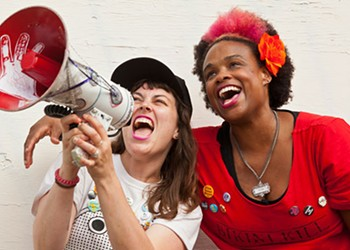 Under a new name, Ladyfest returns with a lineup of female-dominated bands