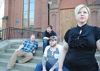 On its second EP, Pittsburgh's LoFi Delphi balances elaborate arrangements with strong hooks