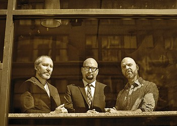 The Bad Plus takes the traditional piano trio configuration in adventurous directions
