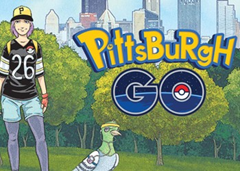 Pittsburgh Go: Catch Pokémon and get healthy around Pittsburgh