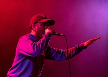 Pittsburgh hip-hop artist Mars Jackson opens for Lupe Fiasco at Mr. Smalls Theatre