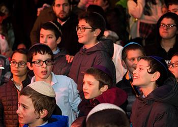 Pittsburgh celebrates Hanukkah with annual Menorah Parade and Festival