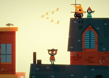 Video game Night in the Woods tells a mysterious tale of Western Pennsylvania