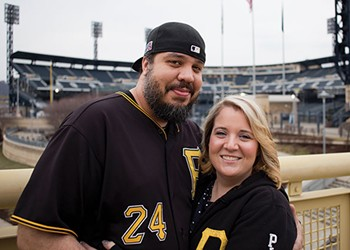 Love and Baseball: Super Pirates fan tying the knot at PNC Park on April 8
