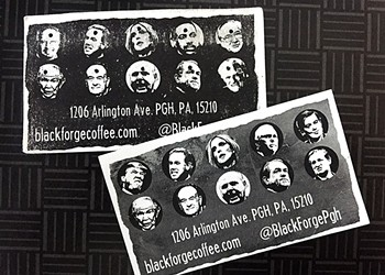 Pittsburgh's Black Forge Coffee to continue carrying controversial loyalty punch cards