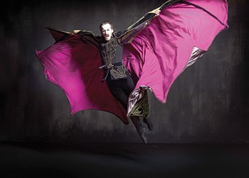 Pittsburgh Ballet Theatre resurrects <i>Dracula</i>