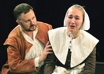 <i>The Crucible</i> at Little Lake Theater