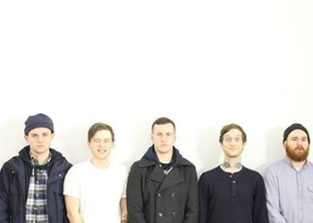 Drug Church performs at the Rex Theater with The Story So Far and Turnstile on Nov. 29