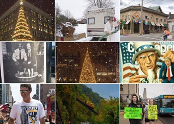 <i>Pittsburgh City Paper</i>'s most liked Instagram photos of 2017
