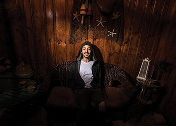Oso Oso performs at Cattivo on Feb. 5 with Tiny Moving Parts and Mom Jeans