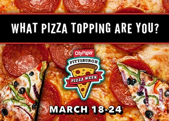 What Pizza Topping are You?