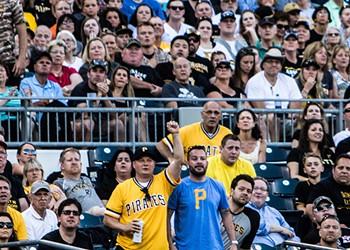 Quick List: Pirates Fans' Lousiest Moments