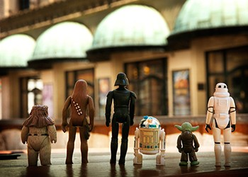 Box office struggles, fan remakes and oversaturation: The state of <i>Star Wars</i>