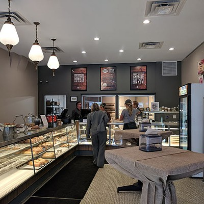 A visit to The Bakery Society Pittsburgh