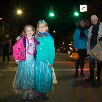 Bloomfield Halloween Parade