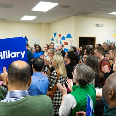 Hillary Clinton Pittsburgh Campaign Office Opening