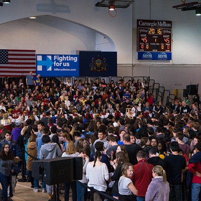 Hillary Clinton Rally