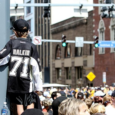 Pens Victory Parade