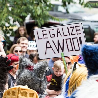 Anthrocon Parade
