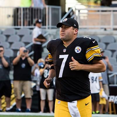Steelers Eagles Preseason Game