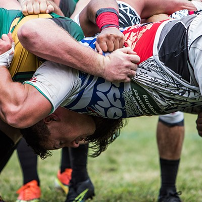 Pittsburgh Rugby Match