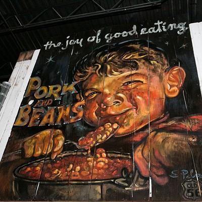 Pork & Beans Opens