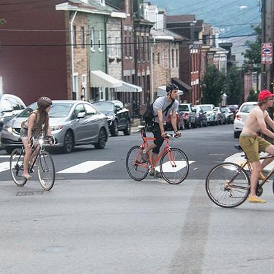 Pittsburgh Underwear Bike Ride